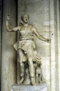 Om gudinden Diana