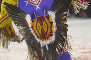 Love for Eagle Feather indiske artefakter