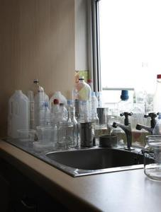 Sådan bruges Plastic Flasker