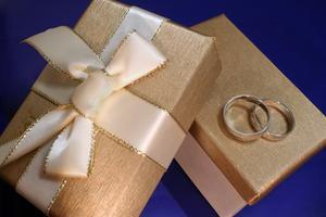 Den Etikette for Wedding Gaver efter en skilsmisse