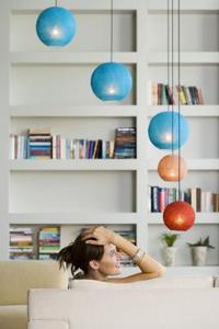 Forsyninger til at Hanging Globe Lamper