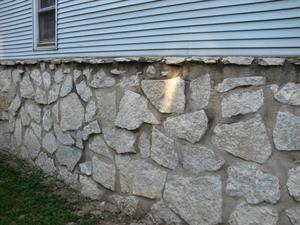Sådan Reparation Stone Foundation Walls