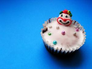 Sådan Frys Cupcakes