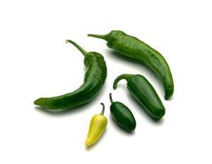 Udskiftninger for Jalapeno Chili Peppers