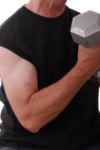 Lidelser, der involverer lår & bicep svaghed smerte