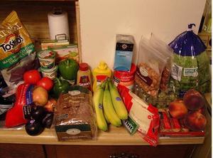 Fødevareemballage Information
