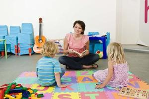 Sådan lære tale til autistiske børn