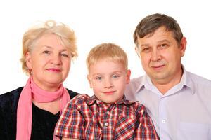 Bedsteforældres rettigheder i UK til deres barnebarn