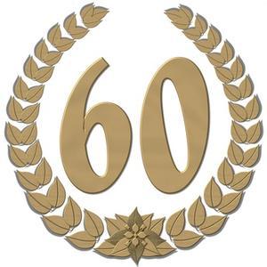 sjov til 60 års fødselsdag