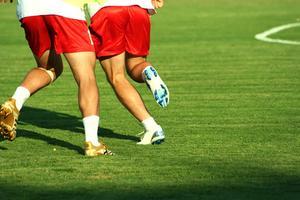 Interval træning for fodbold