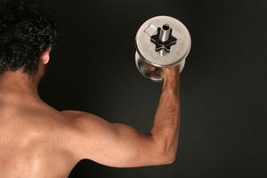 Sådan måler din arm størrelse i inches