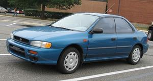 Sådan ændres en Subaru Impreza Brændstofpumpe