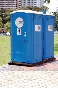 Sådan Pump kemisk toilet