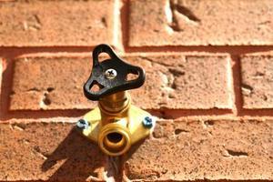 Hvordan at reparere en frostsikret Anti-Siphon vandhane