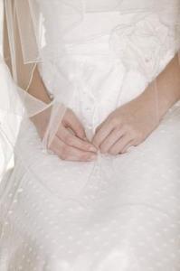Hvordan til at dekorere med lys og tyl til bryllupper