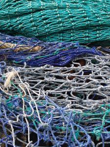 Sådan dekorere med Fish Netting