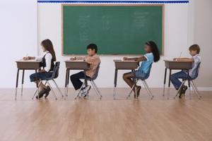Sjove spil at spille i Middle School Classroom