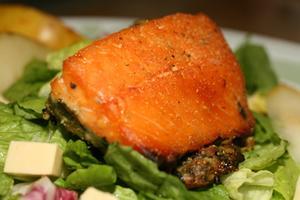 Hvordan til Steam Salmon Fish
