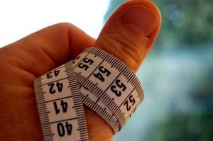 Hvordan at måle længden af et areal