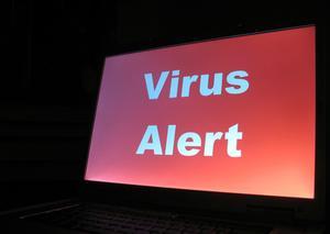 Sådan sletter virus bruger DOS-kommandoer