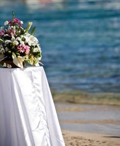 Ideer til udendørs bryllup bordpynt