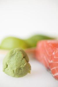 Sådan Riv Fresh Wasabi