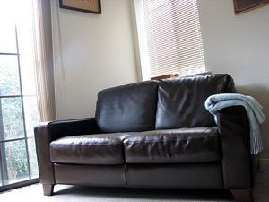 Hvad er bundet lædermøbler?