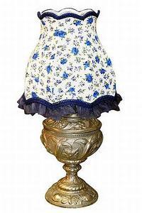 Lampeskærm dækker ideer