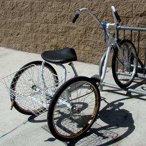 Sådan Konverter en cykel ind i en Trike
