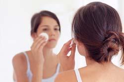 Behandling af tilstoppede porer