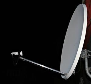 Sådan Flyt & Re-Sigt et tv parabol