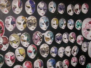 Historien om Masquerade Ball Mask