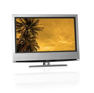 Sådan slutter en fladskærms tv over en pejs