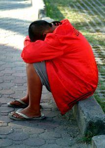 Om hjemløse & Drugs