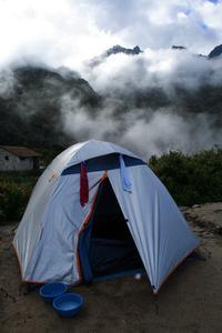 DIY Tent Canopy