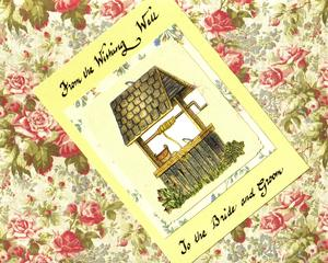 Hvordan man laver en Wedding Card Wishing Well