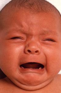 Gas problemer i babyer