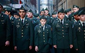 Hvordan jeg Wear en JROTC klasse A Uniform?