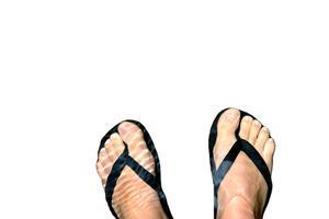 Sådan slippe af med min flade fødder