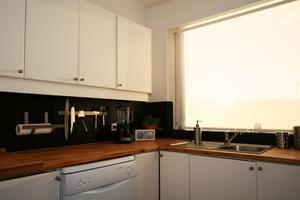 Hvordan til at designe en sort-hvid køkken