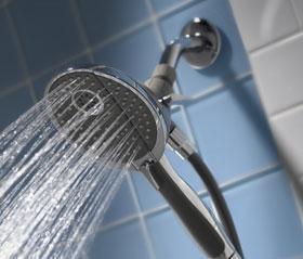 Hvordan lav-flow brusehoveder arbejde?
