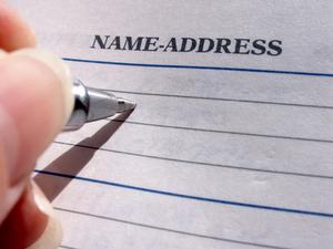 Sådan Find Nogen Adresse