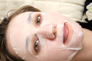 Hjemmelavet Glycerin Face Peel