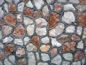 Sådan Put Stone Veneer på en betonblok