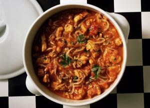 Hvordan laver Corn Beef Stew