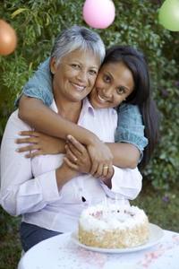 "Måder at sige ""Happy Birthday, mor"""