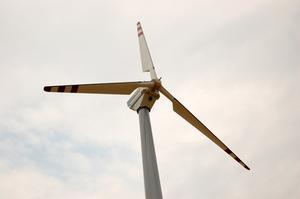 Sådan wire batterier til en vindmølle