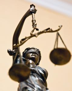 Udsmykning et advokatkontor