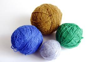 Sådan må korte rækker på en 40-Peg Knitting Loom