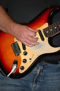 Usædvanlige Guitar Gaver